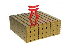 Gold in Renminbi (laufer - Fotolia.com)