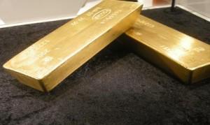 Russlands Goldreserven