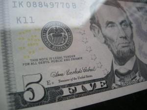 US-Dollar-Note: Schulden machen dürfte für die USA demnächst wieder deutlich teurer werden.