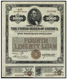 US-Staatsanleihe