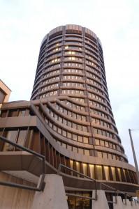 Bank für Internationalen Zahlungsausgleich , BIZ