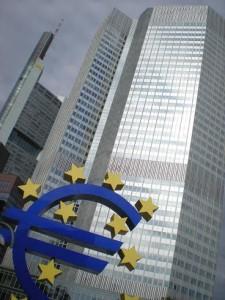 EZBGebäudeplusEuroZEichen