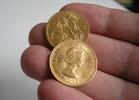 Sovereign-Goldmünzen (1 Pfund)