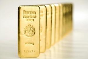 Goldbarren, Heraeus