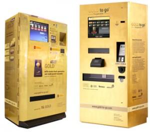 Goldautomat (Foto: Ex Oriente Lux AG)