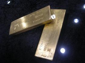 Goldbarren400Unzen
