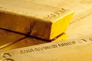 Gold, Goldreserven, Länder