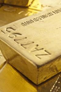 Goldbarren (Foto: Rand Refinery)