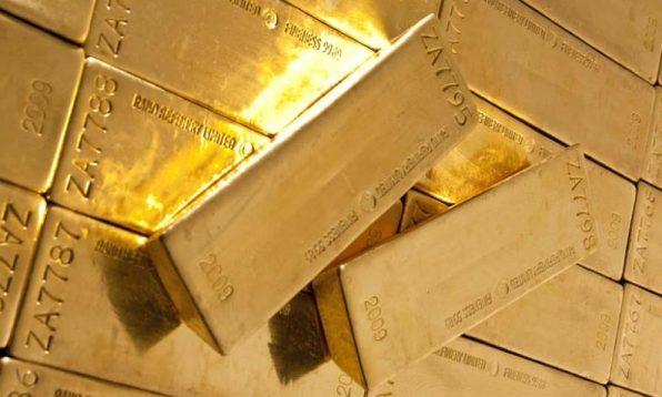Gold, Goldbarren, Futures