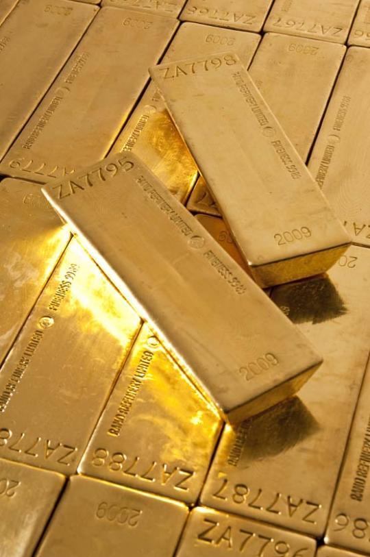 Die asiatischen Zentralbanken kumulieren weiterhin Gold.