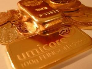 Deutsche Privatpersonen besitzen mehr Gold als die Bundesbank!