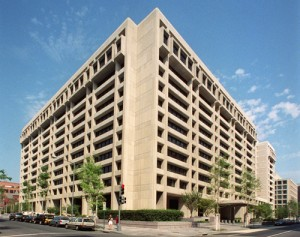 IWF-Zentrale in Washington D.C. (USA)