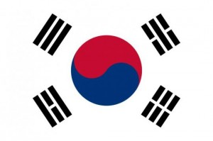SüdkoreaFlagge