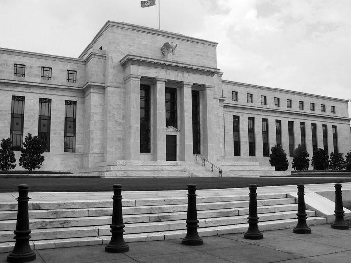 Hauptsitz des Federal Reserve in Washington D.C. (Foto: Wikipedia, Dan Smith)