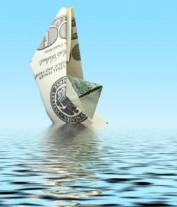 Der Dollar auf Tauchfahrt