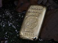 Goldbarren 100g Heraeus