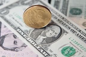 Gold, US-Dollar, American Eagle
