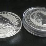 Kookaburra 1-Kilo-Silbermünze (Foto: Goldreporter)