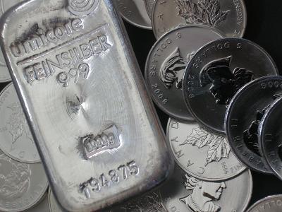 Der Silberpreis ist kaum mehr zu halten (Foto: Goldreporter)