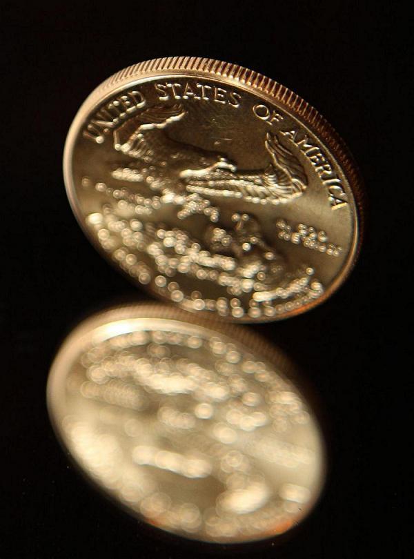 American Gold Eagle: Die Amerikaner haben großen Einfluss auf den Goldpreis, doch die Macht der Asiaten wächst. (Foto: Goldreporter)