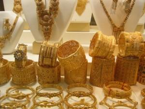 Gold, Indien, Schmuck