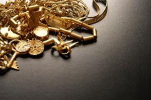 Für Inder bedeutet Gold Glück und Reichtum (Foto: Flucas - Fotolia.com)