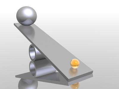 Wohin bewegt sich die Gold-Silber-Ratio? (Foto: artSILENSEcom - Fotolia.com)