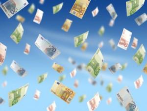 Bargeld, Euro, EZB