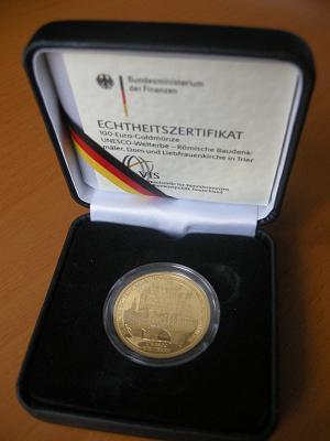 Rückkaufwert Von 100 Euro Goldmünzen Goldreporter