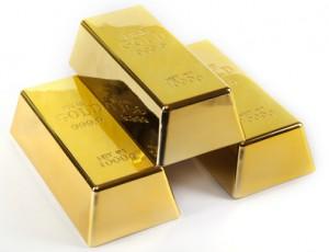 Goldbarren (Foto: thongsee - Fotolia.com)