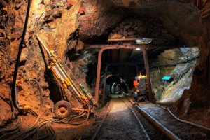 Goldmine: Bergbauunternehmen müssen immer aufwendiger operieren, um auf ertragreiche Gold-Vorkommen zu stoßen.