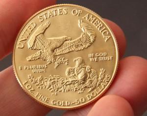 Gold Eagle (Foto: Goldreporter)