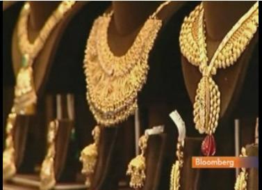 Hoher Goldpreis: Inder hielten sich mit Schmuckkäufen zurück.