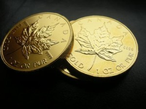Goldmünze, Maple Leaf (Foto: Goldreporter)