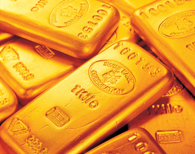 Schweizer Goldbarren wandern im überwiegenden Teil nach Hongkong.