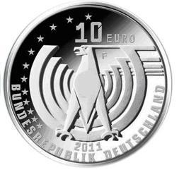 Entschieden 10 Euro Silbermünzen Nur Noch In Sammlerqualität
