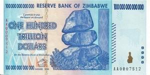 Simbabwe erlebte 2008/2009 eine Hyperinflation in der Gold bereits als Ersatzwährung fungierte