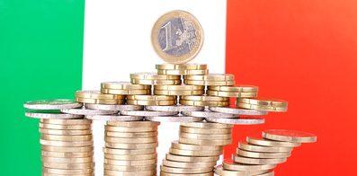 Sollte Italien kippen, stürzt auch der Euro (Foto: maggiw - Fotolia)