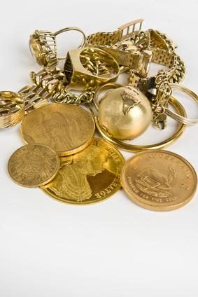 In Zeiten eines hohen Goldpreises verkaufen Goldbesitzer in Asien eigentlich mehr Gold (Foto: Thomas Berg - Fotolia.com)
