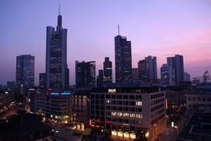 Banken in Frankfurt (Sebastian Krüger-Fotolia.com)