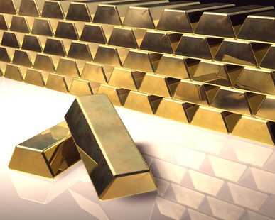 Goldbarren © markus dehlzeit - Fotolia.com