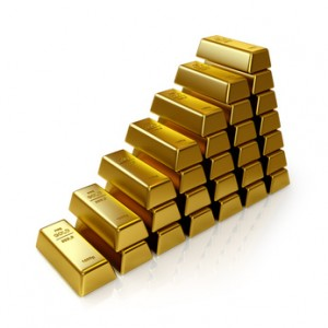 Gold, Margin