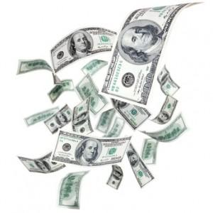 US-Dollar, Schulden, USA