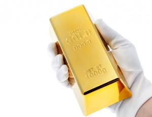 Goldbarren © thongsee - Fotolia.com