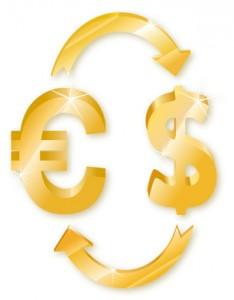 Euro Dollar Gold © Visions-AD - Fotolia.com