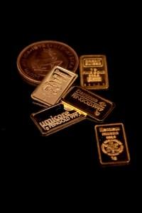Im dritten Quartal wurden hierzulande netto 59,3 Tonnen Gold in Form von Münzen und Barren verkauft.
