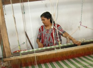 Indien Weberei (Foto: Goldreporter)