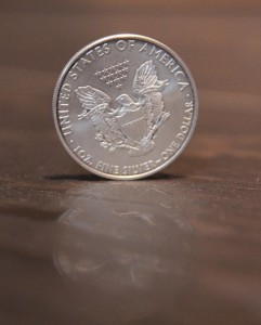 American Silber Eagle (Foto: Goldreporter)