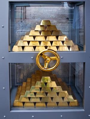 Für die Lagerung von Gold gibt es von den Versicherungsunternehmen besonders strenge Auflagen.