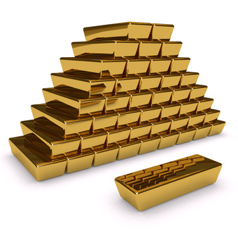 Goldbarren © Fineas - Fotolia.com